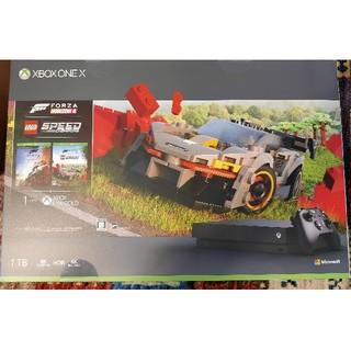 エックスボックス(Xbox)のXbox One X Forza Horizon 4 LEGO® 同梱版(家庭用ゲーム機本体)
