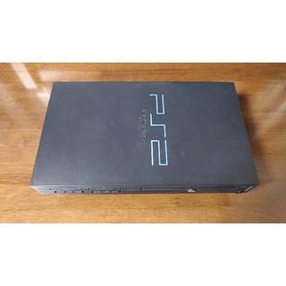プレイステーション2(PlayStation2)のプレイステーション2 本体のみ scph-10000(家庭用ゲーム機本体)