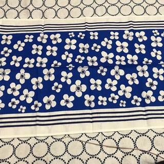 アルメダールス(Almedahls)のアルメダールズ ベラミ ティータオル ブルー(収納/キッチン雑貨)