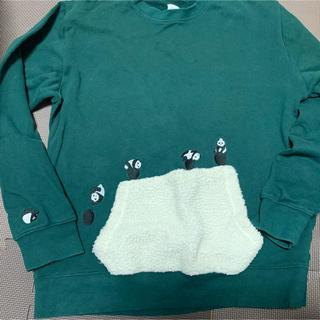グラニフ(Design Tshirts Store graniph)のパンダトレーナー(トレーナー/スウェット)