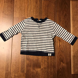 ザラ(ZARA)のZARA 男の子 長袖Tシャツ 74センチ(Tシャツ)