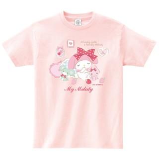 マイメロディ - マイメロディ my melody Tシャツ ピンク キャラクター レディース