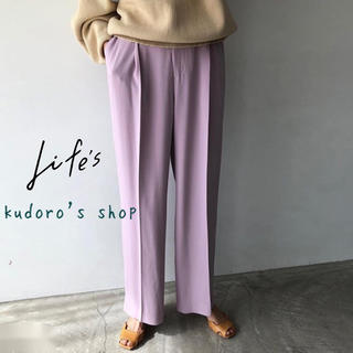 TODAYFUL - TODAYFUL〓新品未使用〓Georgette Rough Trousers