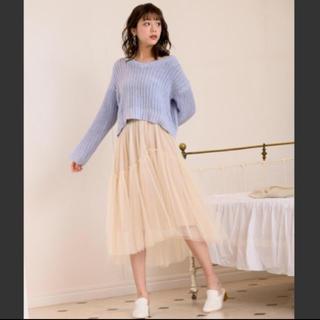 アンデミュウ(Andemiu)のandemiu スカート(ひざ丈スカート)
