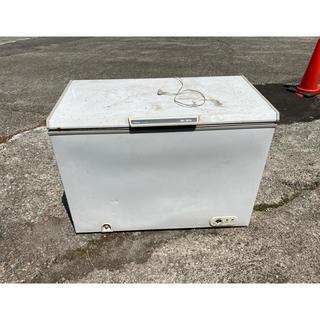 パナソニック(Panasonic)の直接お渡し限定 ナショナル 冷凍庫 ジャンク NR-FC28A 100V(冷蔵庫)
