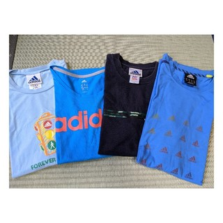 アディダス(adidas)のアディダス adidas Tシャツ 古着 まとめ売り 期間限定価格 送料無料(Tシャツ(半袖/袖なし))