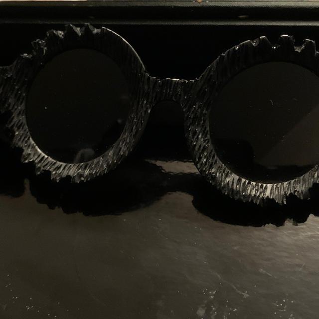 JULIUS(ユリウス)のkuboraum Julius サングラス アイウェア メンズのファッション小物(サングラス/メガネ)の商品写真