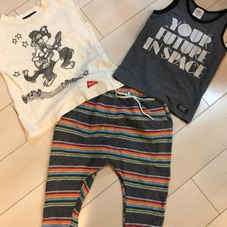 グルービーカラーズ(Groovy Colors)のグルービーカラーズ  デニムアンドダンガリー(Tシャツ/カットソー)