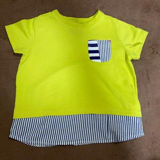 mikihouse - (121)ミキハウス ピクニック Tシャツ 100