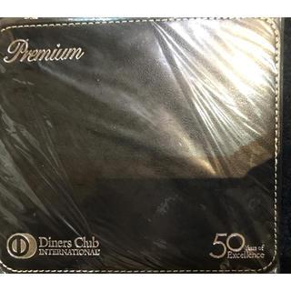 ダイナースプレミアム 50周年記念 マウスパッド 新品(記念品/関連グッズ)