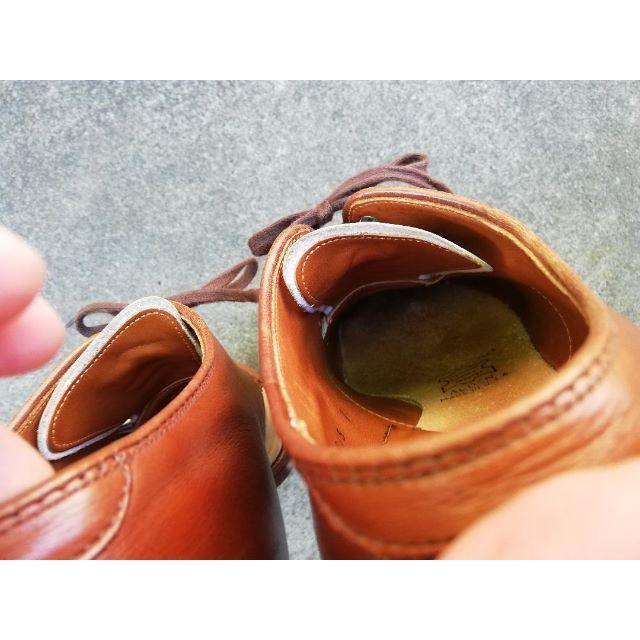 Alden(オールデン)のクロユリ様専用 ALDEN 8D カーフコンビシューズ ユナイデットアローズ別注 メンズの靴/シューズ(ドレス/ビジネス)の商品写真