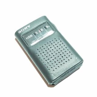 ソニー(SONY)の【SONY】ラジオ短波受信機📻 綺麗です🧐(ラジオ)