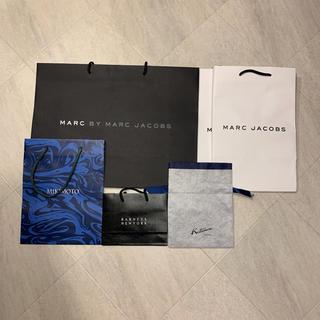 マークバイマークジェイコブス(MARC BY MARC JACOBS)のショッパー ショップ袋(ショップ袋)