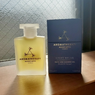 アロマセラピーアソシエイツ(AROMATHERAPY ASSOCIATES)のアロマセラピーアソシエイツ バス&シャワーオイル(入浴剤/バスソルト)