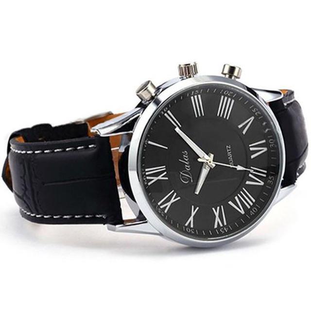売れ筋メンズ♪Dalas design黒 メンズの時計(腕時計(アナログ))の商品写真