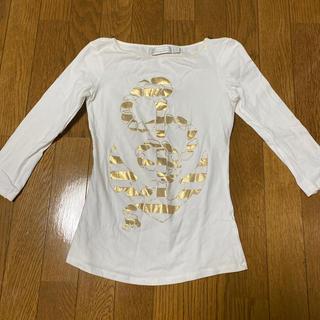 ザラ(ZARA)のザラ マリンTシャツ7部袖(Tシャツ(長袖/七分))