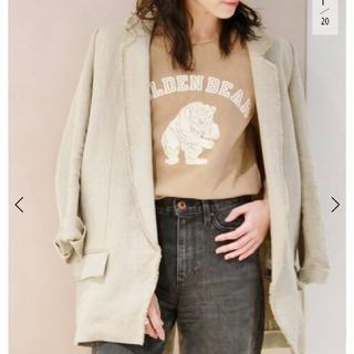 Plage - MIXTA GOLDEN BEAR Tシャツ