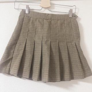 ウィゴー(WEGO)の♡ WEGO プリーツスカート(ミニスカート)
