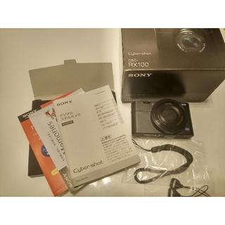 SONY - SONY サイバーショット DSC-RX100