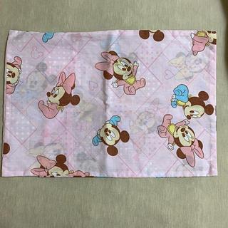 ディズニー(Disney)の保育園 お昼寝布団 枕カバー(シーツ/カバー)