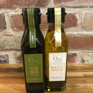 Olive island オリーブオイル 2本(その他)