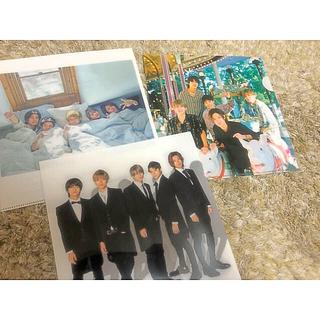 ジャニーズ(Johnny's)のKing&Prince ファイル(クリアファイル)