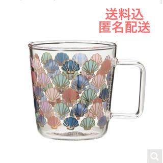 スターバックスコーヒー(Starbucks Coffee)の★スターバックス★ グラスマグゴールドシェル(グラス/カップ)