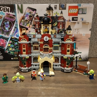 Lego - LEGO ヒドゥンサイド 70425 ゴーストに取り憑かれたニューベリー高校
