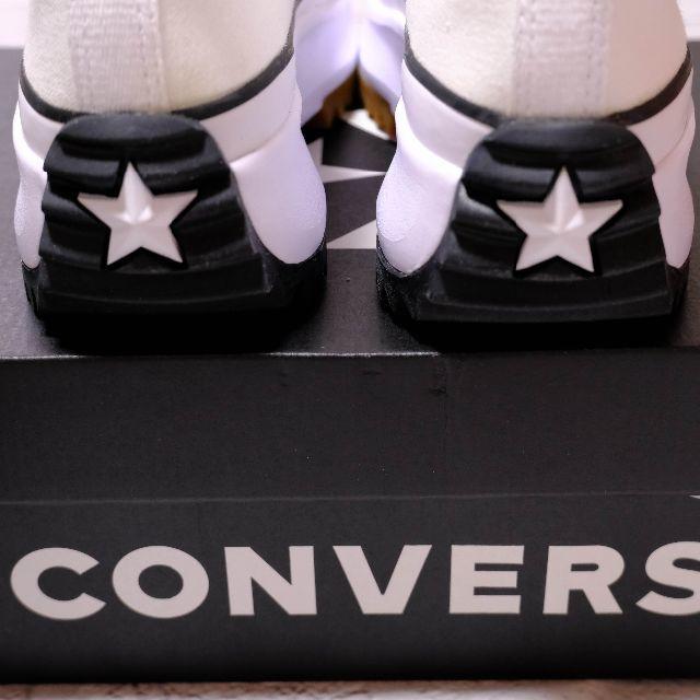 CONVERSE(コンバース)のコンバース ランスターハイク run star hike Women's 厚底 レディースの靴/シューズ(スニーカー)の商品写真