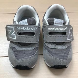 ニューバランス(New Balance)のニューバランス  スニーカー キッズ 996 グレー 14.5cm(スニーカー)
