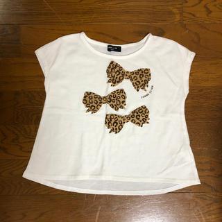 コムサイズム(COMME CA ISM)のコムサイズム Tシャツ(100)(Tシャツ/カットソー)