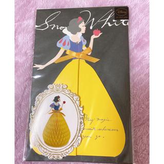 ディズニー(Disney)のディズニーハニカムカード♡白雪姫(カード)