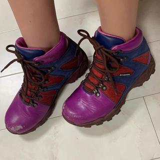 コロンビア(Columbia)のColumbia 登山靴 トレッキングシューズ(スニーカー)