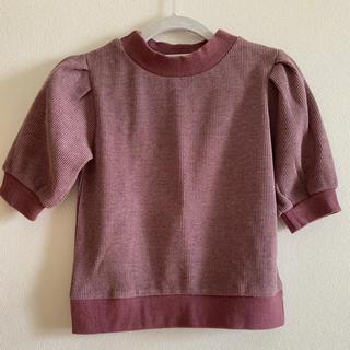 ギャルフィット(GAL FIT)のギャルフィット ワッフル トップス(Tシャツ(半袖/袖なし))