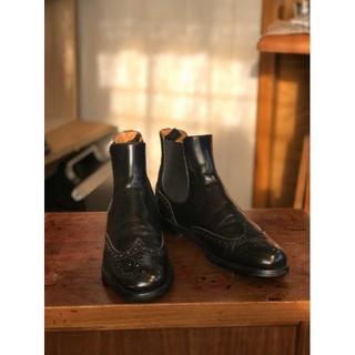 チャーチ(Church's)の定価96,800◆Church's チャーチ サイドゴア 39(25~26cm)(ブーツ)