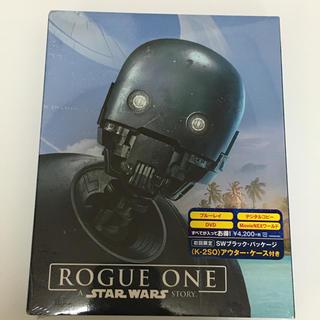 ローグ・ワン/スター・ウォーズ・ストーリー MovieNEX(初回限定版) (SF/ファンタジー/ホラー)