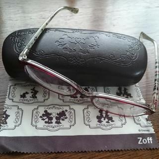 ゾフ(Zoff)のZoff ディズニー限定モデル(サングラス/メガネ)