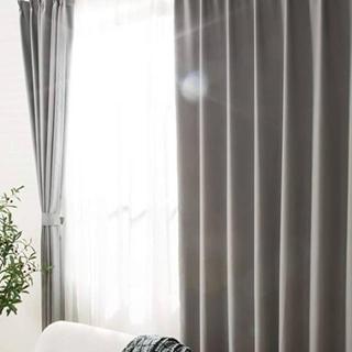 ★5%値下げ★カーテン 100×178 1級遮光 断熱 防寒(カーテン)