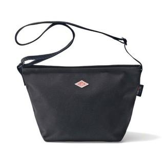 DANTON - 新品 ダントン レディース ブラック シンプル ショルダーバッグ