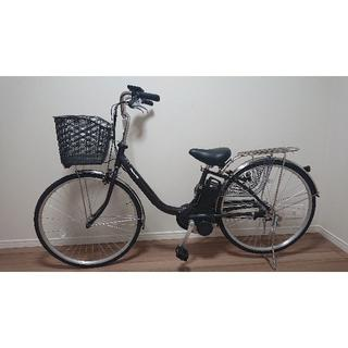 パナソニック(Panasonic)の電動自転車 26インチ(自転車本体)