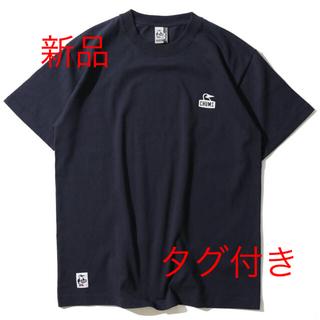 CHUMS - CHUMS×FREAK'S STORE/チャムス バックプリントTシャツタグ付き