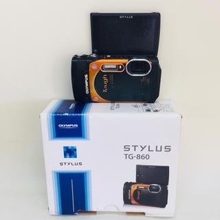 OLYMPUS - OLYMPUS デジタルカメラ STYLUS TG-860