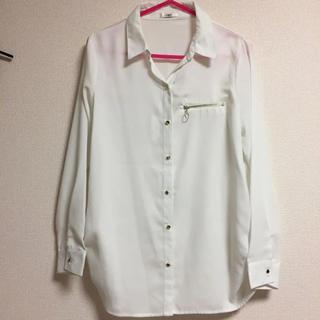 しまむら - 新品〜しまむら〜長袖シャツ
