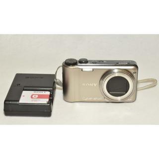 ソニー(SONY)のSONY ソニー Cyber-shot DSC-HX5 ゴールド(コンパクトデジタルカメラ)