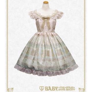BABY,THE STARS SHINE BRIGHT - 新品●送料無料●定価35424円●BABY●お嬢様プリンセスジャンパースカート