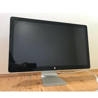 Apple -  Thunderbolt Display サンダーボルトディスプレイ