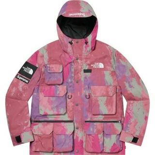 Supreme - supreme the north face cargo jacket mult