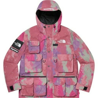 シュプリーム(Supreme)のsupreme the north face cargo jacket mult(マウンテンパーカー)