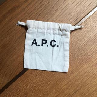 アーペーセー(A.P.C)のアーペーセー   巾着 ポーチ バッグ(ポーチ)