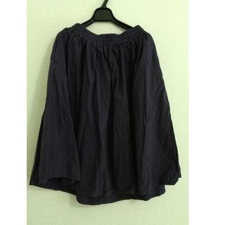 ネストローブ(nest Robe)のnest Robe コットンタイプライタースカート(ひざ丈スカート)
